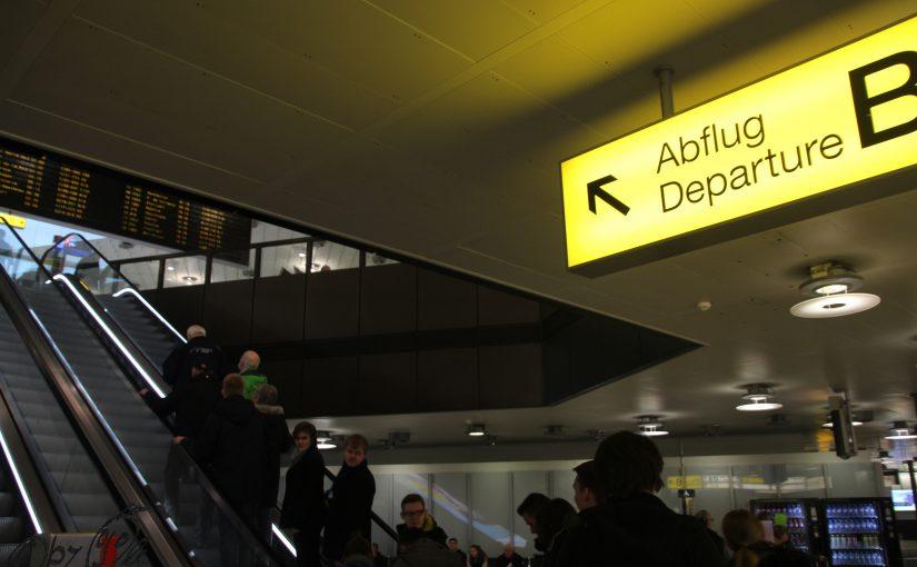 Airport Hannover – Besichtigung